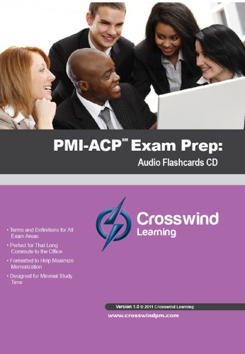 Pmi-Acp Exam Prep: Audio Flashcards Cd front-104213