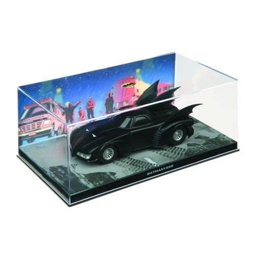 Batman Animated Series #652 Vehicle with Collector Magzine - 1