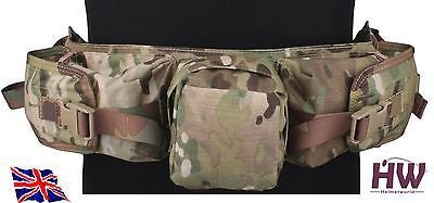 AIRSOFT EMERSON POUCH TACTICAL SNIPER STEALTH WAIST PACK BELT MULTICAM @ HELMET WORLD (Emerson Tactical Belt compare prices)