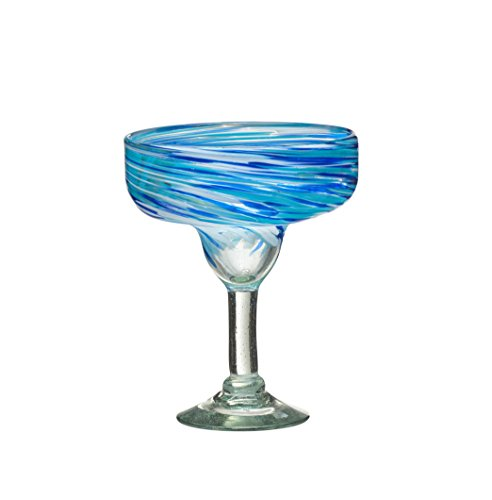 Amici Malibu Collection Margarita Glass - Set of 4 (Margarita Glasses Set Of 4 compare prices)