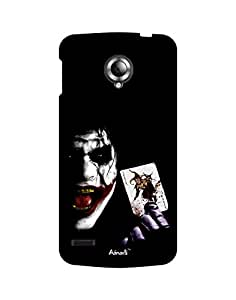 AANADI - Hard Back Case Cover for Lenovo S820 - Superior Matte Finish - HD Printed Cases and Covers