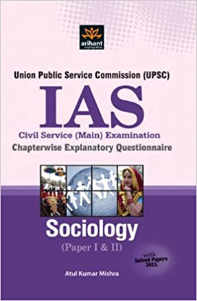 Buy Sociology Mains Paper     Book Online at Low Prices in India