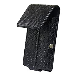 Jo Jo A6 Bali Series Leather Pouch Holster Case For HTC Desire 828 Dual Sim (3GB RAM, 32GB) Black