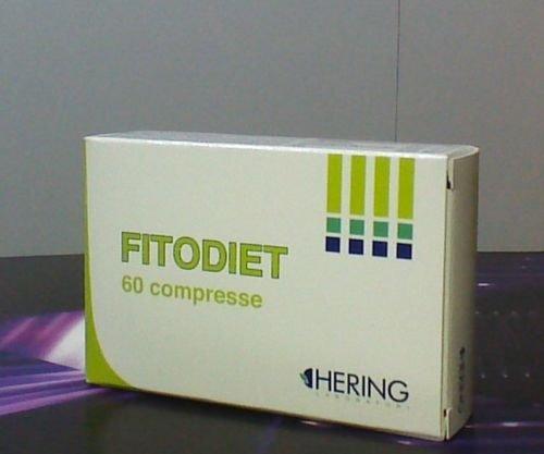 FITODIET integratore alimentare per il controllo del peso 60 compresse