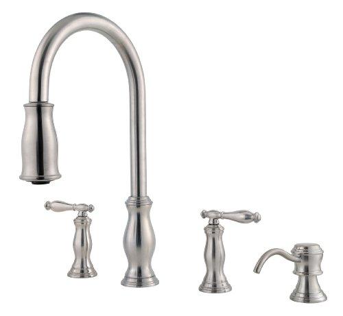 price pfister kitchen faucet warranty