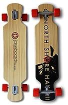"""Jaseboards Surge 38"""" Complete Longboard Skateboard"""
