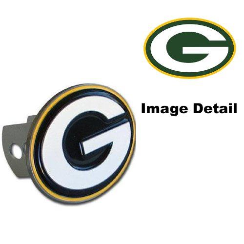 Green Bay Packers Truck Suv Trailer Vehicle Solid Metal