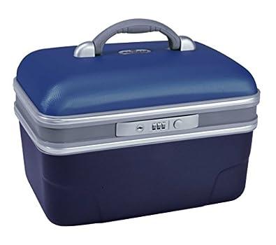 Savebag - Vanity rigide 34 cm - Capacité : 13 Litres - Bleu électro /marine