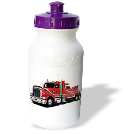 Wb_970_1 Trucks - Tow Truck - Water Bottles