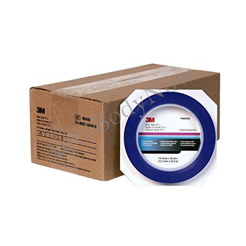 1 2 3m scotch blue fine line plastic striping tape car 844825052895. Black Bedroom Furniture Sets. Home Design Ideas