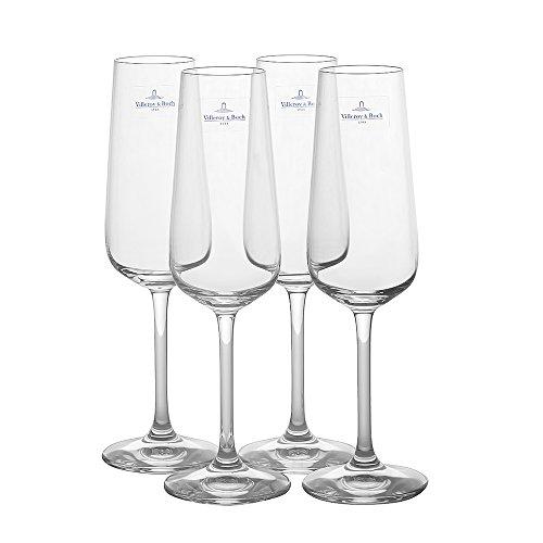 Villeroy & Boch Ovid Lot de 4flûtes à champagne