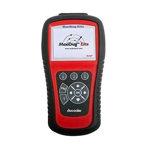Autel Maxidiag Elite Md802 Full System and Live Data,Oil Service Reset,Epb Auto Diagnostic Scanner with Data Stream Function for Asian European Usa France Vehicles. (Srs Module Reset compare prices)