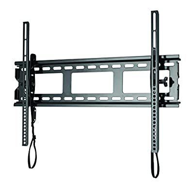 "Sanus Low Profile Tilt TV Wall Mount for 37""-80"" LED, LCD and Plasma Flat Screen TVs and Monitors - MLT14-B1"