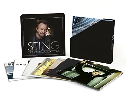 Sting [12 inch Analog]