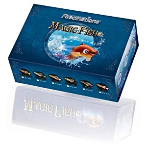 Fascinations magic fish instant fish kit for Fish tagging kit