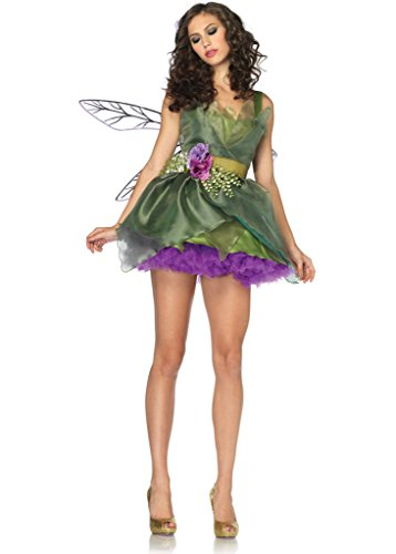 GoLoveY Christmas Spirit Angel Cloth Fairy Cosplay Costumes with Wing