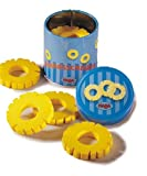 HABA Wooden Pineapple Slices with Tin
