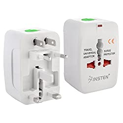 Universal All In One World Wide Travel Adapter Charger Plug
