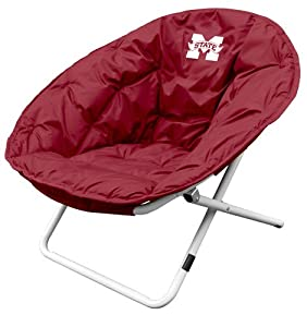 Mississippi State Bulldogs Sphere Chair - NCAA College Athletics by Logo Chairs
