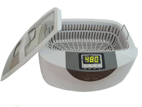 isonicr-professional-grade-ultrasonic-cleaner-p4820-wpb-with-heater-and-digital-timer-plastic-basket