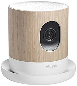 Withings Home, Wi-Fi Security Camera with Air