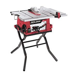 SKIL 3410-02 120-Volt 10-Inch Table Saw with Folding Stand