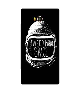I Need More Space Gionee Elife E8 Case