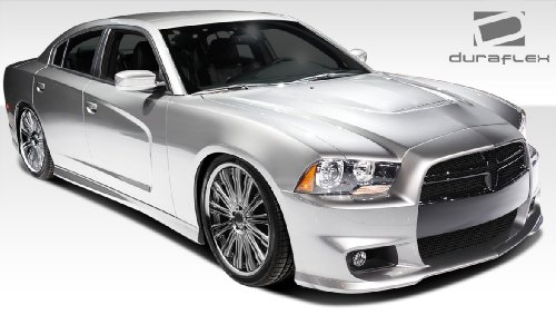 2011-2013 Dodge Charger Duraflex SRT Look Body
