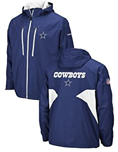 Reebok Dallas Cowboys Sideline Midweight Jacket XX Large