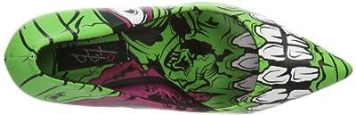 Iron Fist Women's Zombie Heel Wedge Pump