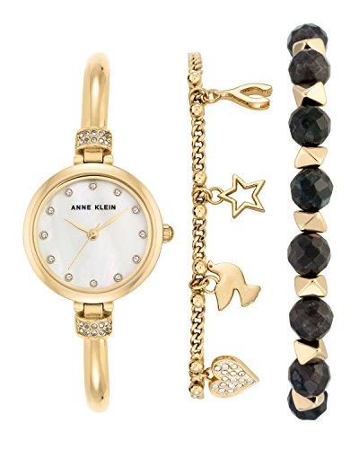 anne-klein-ak-n2840lbdt-orologio-da-polso-analogico-cinturino-in-metallo-colore-oro