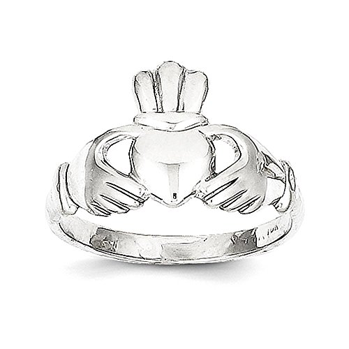 10k-white-gold-polished-claddagh-ring-grosse-73-232