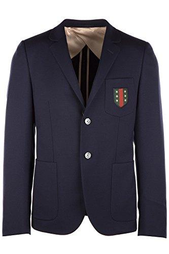 Gucci giacca uomo originale blu EU 52 (UK 42) 406583 Z4967 4379