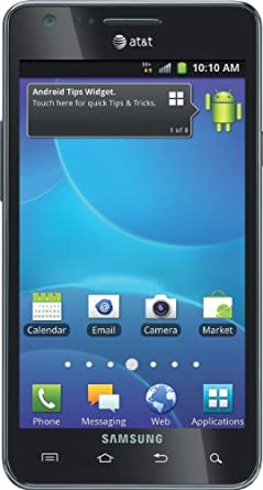 Samsung Galaxy S II 4G Android Phone (AT&T)