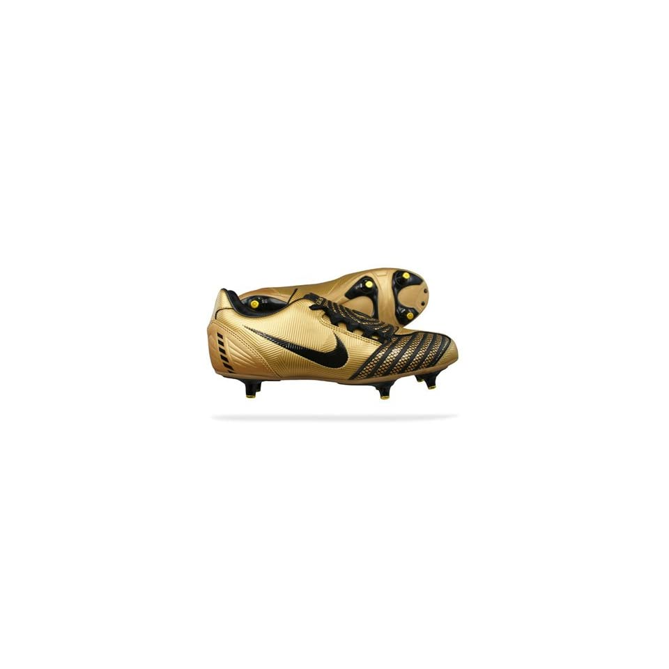 new styles 4e0b0 e1462 Nike Total 90 Shoot II SG Mens soccer Boots   Cleats Gold Shoes