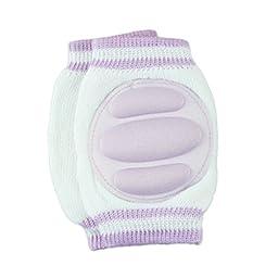 Binmer(TM)1 Pair New Kid Baby Crawling Knee Pad Toddler Elbow Pads Home Safety (light purple)