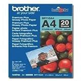 Brother BP71GA4 Fotopapier A4 20BL 260g