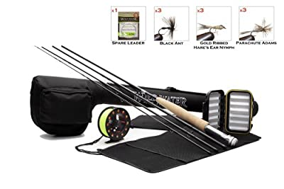 Wild Water Complete 3/4 Fly Fishing Starter Package from Wild Water