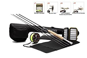 Wild Water Fly Fishing Complete 5 6 Starter Package by Wild Water Fly Fishing