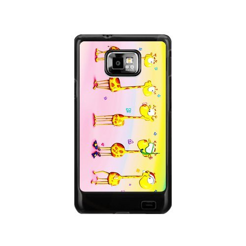Buy  Top Samsung Case Giraffe Animal Giraffes Samsung Galaxy S2 I9100 Case Cover(Not Fit T-mobile and Sprint Version)