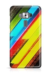 iKraft Designer Back Case Cover for Asus Zenfone 3 (ZS570KL)