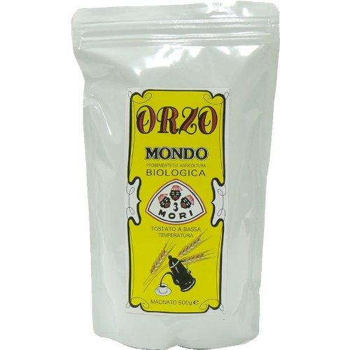 イタリアン大麦飲料 オルゾ ・モンド・BIO 500g お徳用パッケージ