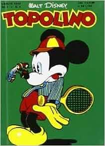 Topolino vol. 4: aa vv: 9788883959493: Amazon.com: Books
