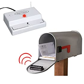 Mail Chime - Wireless Mail Alert System