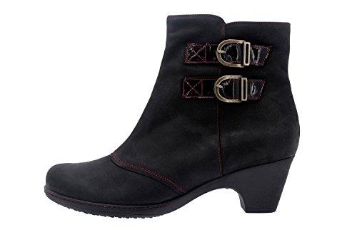 Scarpe donna comfort pelle Piesanto 3930 scarpe casual comfort larghezza speciale