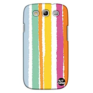 Colorful Stripes - Nutcase Designer Samsung Galaxy S3