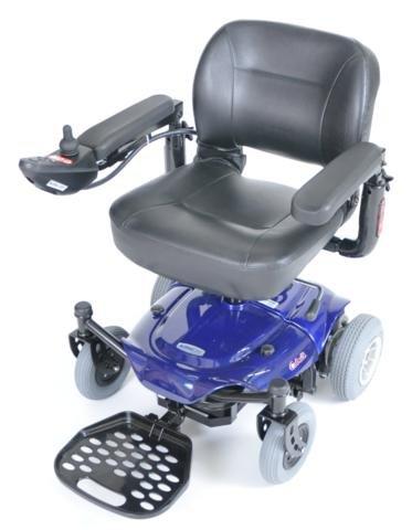 Activecare Cobalt X23 Power Wheelchair : Blue