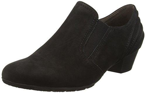 Gabor Shoes Basic, Stivaletti Donna, Nero (Schwarz 17), 44 EU