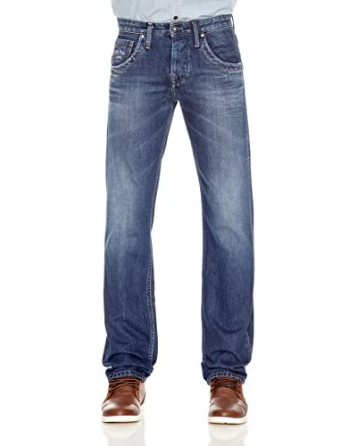 Pepe Jeans London Vaquero Tooting Azul Oscuro