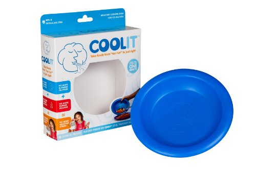 CoolIt Baby/Toddler Cooling Dish - Cools hot food fast